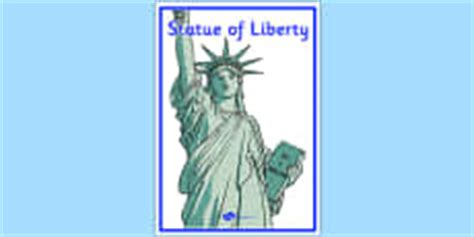 A Description of the Statue of Liberty USA Today